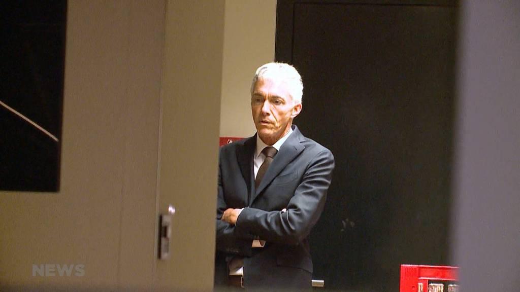 Bundesanwalt Michael Lauber musste sich vor GPK verantworten