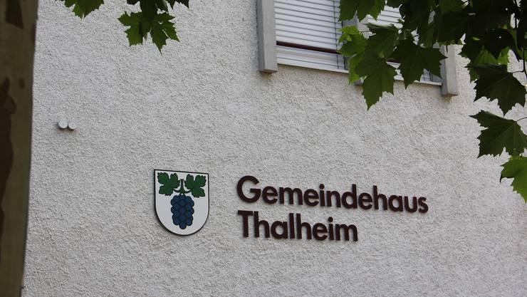 Die frühere Finanzverwalterin hat ihre Schulden in der Gemeinde Thalheim beglichen.
