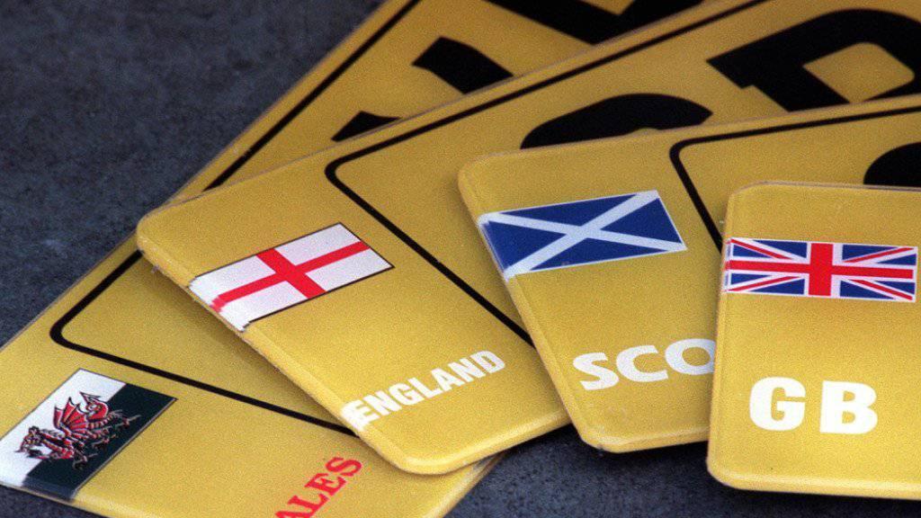 Schottland und Wales haben auch noch das Recht beim Brexit mitreden zu dürfen (Symbolbild)