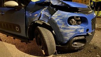 Verkehrsunfall Mellingen (15.02.2020)