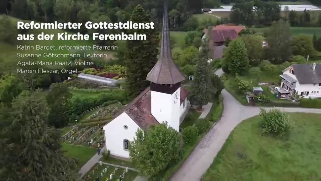 Gottesdienst aus der Kirche Ferenbalm