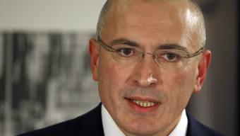 Seit seiner Freilassung hält sich Chodorkowski in Berlin auf.