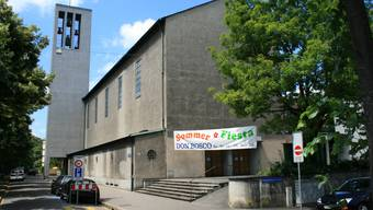 Die Don-Bosco-Kirche wird als Kulturzentrum umgenutzt. (Archivbild)