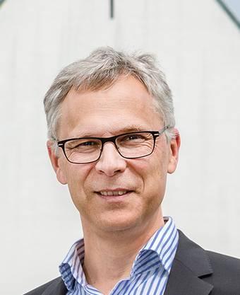 Kirchenratspräsident der reformierten Kirche Aargau.