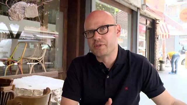 Brennpunkt Nahost — Teil 2: Pascal Weber