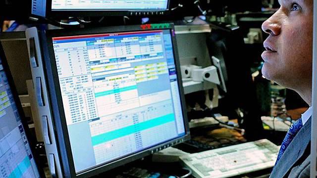 US-Börsen mit leichten Gewinnen (Archiv)