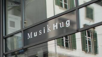 Der Grosse: Musik Hug hat die CD-Abteilung vom Jecklin übernommen