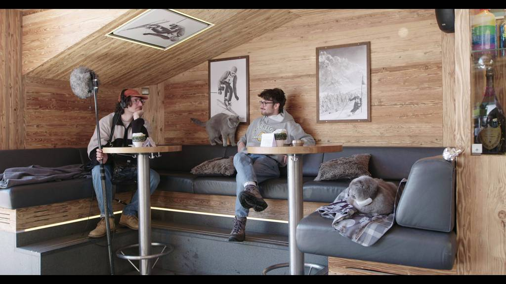 Widnauer räumt Kurz-Filmpreis in Toronto ab