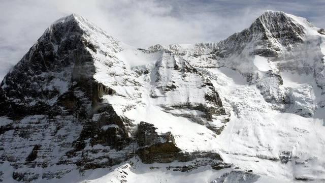 Das Bergpanorama mit Eiger, Mönch und Jungfrau im Berner Oberland (Archiv)