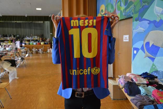 Messi darf nicht fehlen.