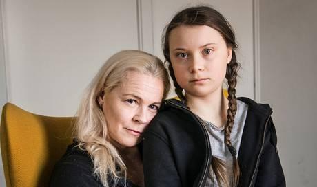 Greta Thunberg Eltern