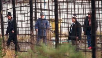 Ein russischer Polizist muss in die Lagerhaft (Symbolbild)