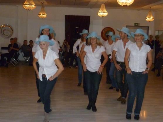 Line-Dance der Spass für alle