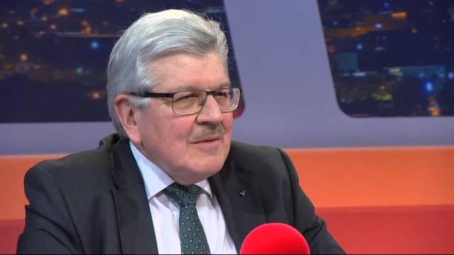 Finanzdirektor Roland Brogli zur Ablehnung der Sparmassnahmen