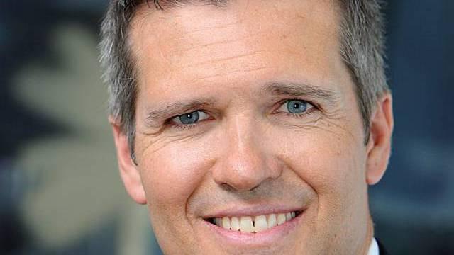 Lukas Gähwiler hält neu bei der UBS Schweiz die Zügel in der Hand