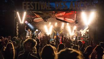 Bilder dieser Art wird es in diesem Jahr keine geben: Die treuen Fans müssen für einmal auf den Besuch am Festival des Arcs verzichten.