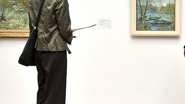 Van Goghs Werke stossen auf grosses Interesse
