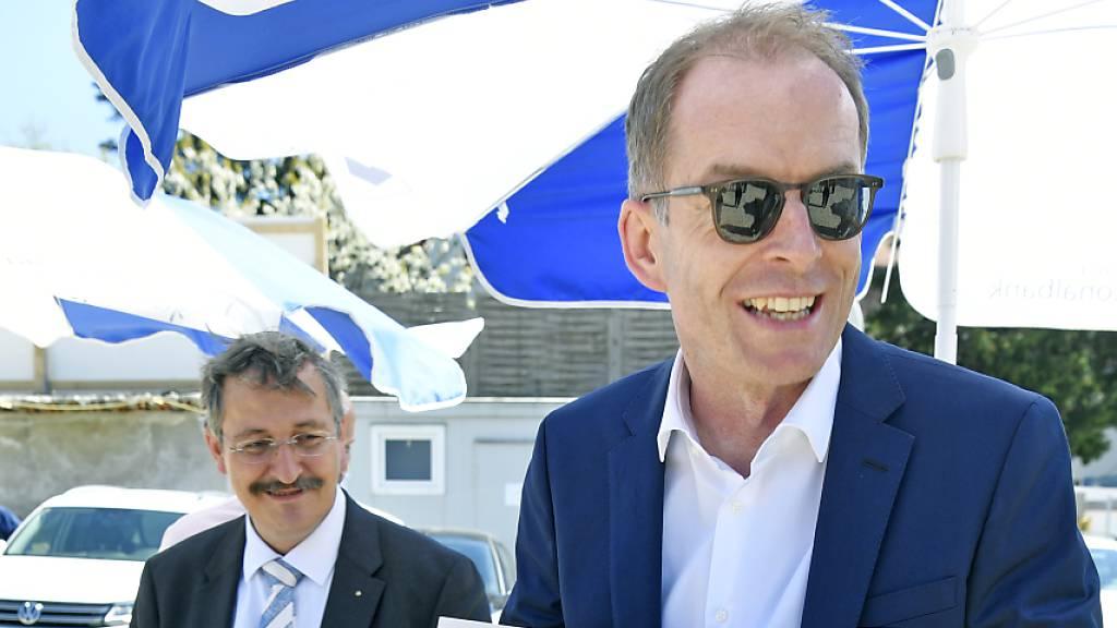 Michael Hengartner wird neuer ETH-Ratspräsident