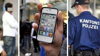 Kriminelle Asylbewerber sollen ihr Handy abgeben.