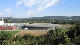 Das Paul Scherrer Institut plant eine zweite Lagerhalle für Atommüll.