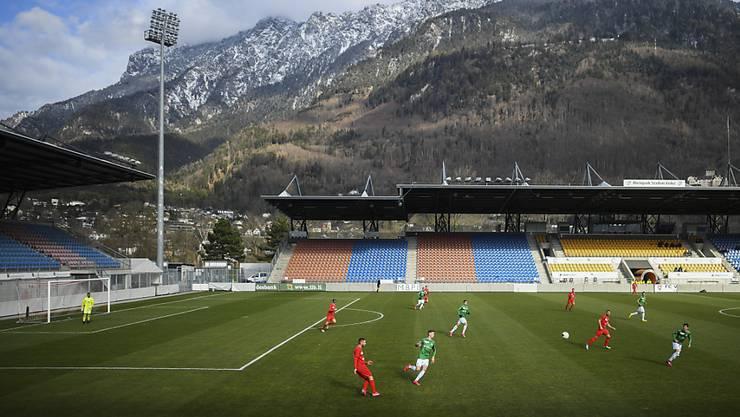 Darf in Bälde wieder vor mehr Zuschauern Fussball gespielt werden?