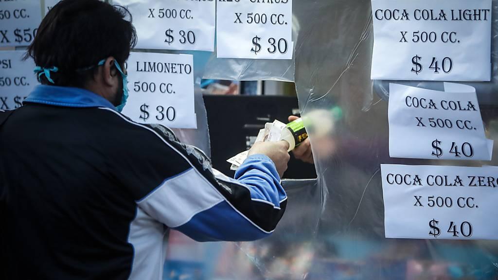 Argentinien bekommt IWF-Unterstützung und verlängert Frist