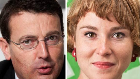 «Undemokratisch», sagt SVP-Präsident Thomas Burgherr. Irène Kälin, Co-Fraktionschefin der Grünen, befürchtet, dass die Bürgerlichen mit dem «Päckli» die meisten Sparmassnahmen durchbringen.