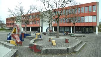 Die Sekundarschule in Therwil.