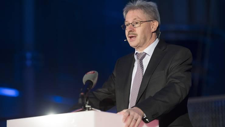 Kurt Schmid will die Landesaustellung in den Kanton Aargau holen.