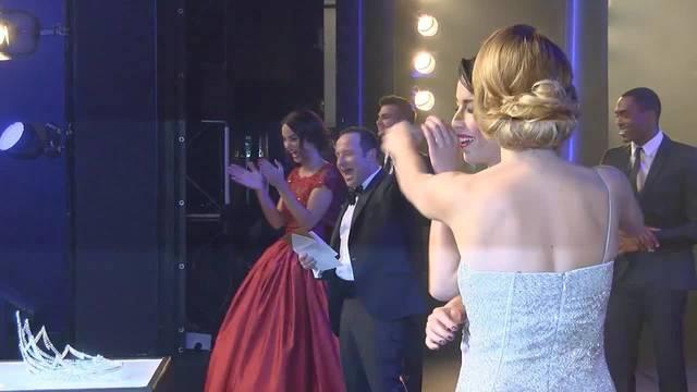 Lauriane Sallin ist die neue Miss Schweiz