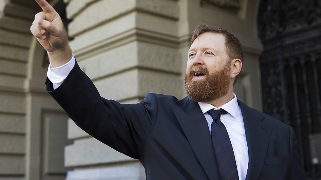 Erwin Sperisen gelangt nach der Bestätigung der 15-jährigen Freiheitsstrafe durch das Bundesgericht an den Europäischen Gerichtshof für Menschenrechte. (Archivbild)