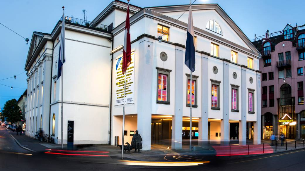 Luzerner Theater pünktlich zur Spielzeit fertig
