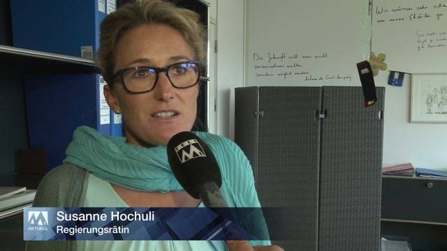 Susanne Hochuli plötzlich Asylhardlinerin?