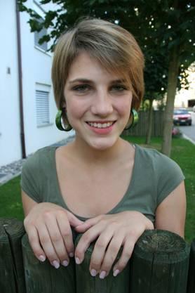 Sejla Jusic, 16 Jahre alt: «Ich lief zu Hause an zwei Wochenenden in High Heels.»