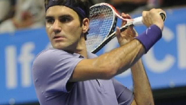 Roger Federer drehte nach verlorenem Startsatz auf