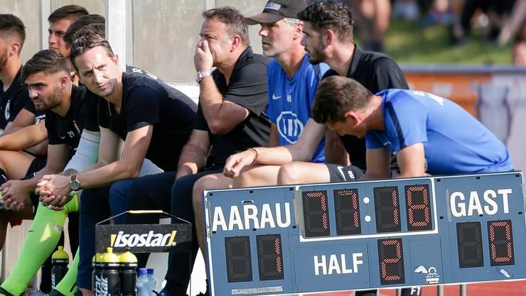 Amriswil oder Ammerswil: Beinahe hätte sich der FC Aarau gegen einen Unterklassigen blamiert.