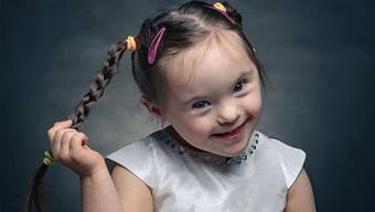 Kinder mit Downsyndrom