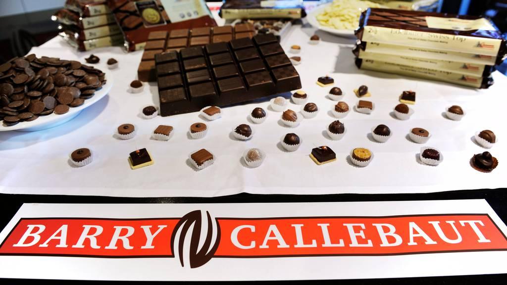 Schweizer Schokoladenproduzent Barry Callebaut expandiert nach Australien