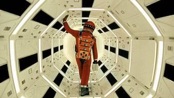 In Stanley Kubriks Film-Klassiker kämpft der Astronaut mit der Isolation.