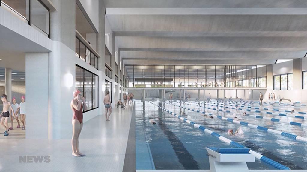 Stadt Bern sagt Ja zur 50-Meter-Schwimmhalle