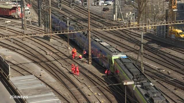 Wie sicher ist das SBB-Schienennetz?