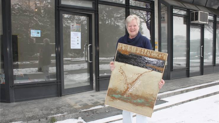 Monika Allenbach freut sich auf die Eröffnung am Samstag.