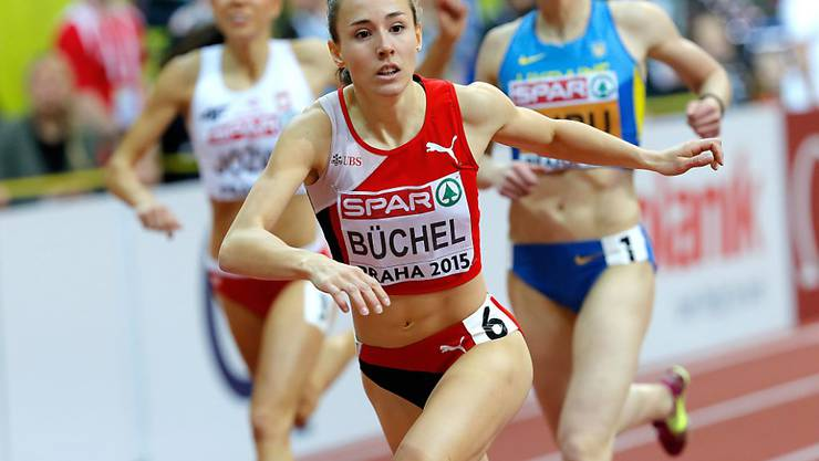 Büchel gewann auch in Montreuil über 800 m