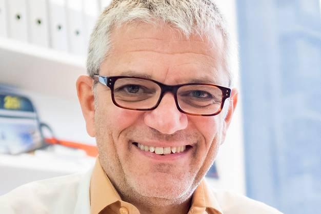 Manuel Battegay, Chefarzt Infektiologie und Spitalhygiene, Universitätsspital Basel