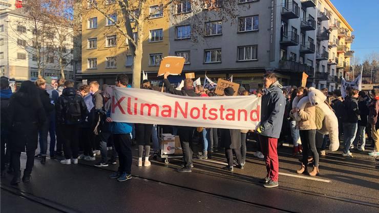 Die Stadt Solothurn soll Klimanotstand ausrufen.