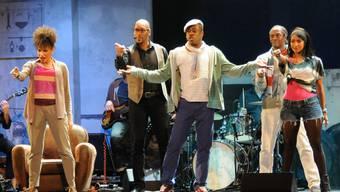 «Motown» im Grenchner Parktheater