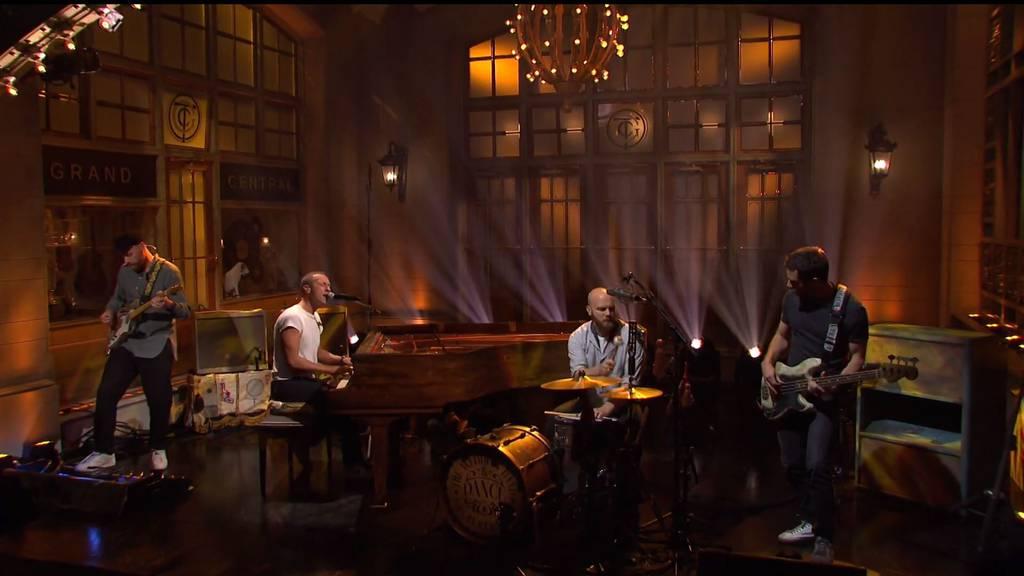 Coldplay veröffentlicht neuen Song «Everyday Life»