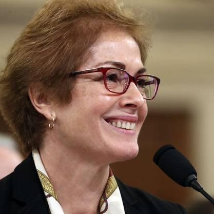 Botschafterin Marie Yovanovitch.