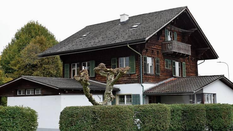 Der Ersatzbau Notterhaus kann für 48000 Franken neu projektiert werden.