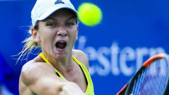 Wieder gescheitert: Simona Halep verlor den Final in Cincinnati und verpasste den Sprung zur Nummer 1